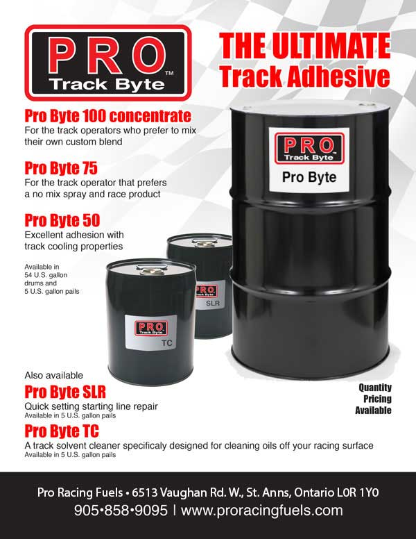 Track-Adhesive